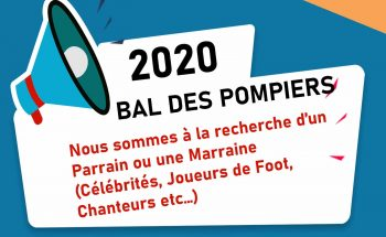 BAL DES POMPIERS 2020